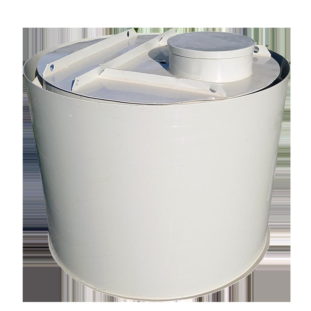 Dvouplášťová nádrž na dešťovou vodu